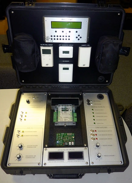 Plug-N-Play Electronics Case