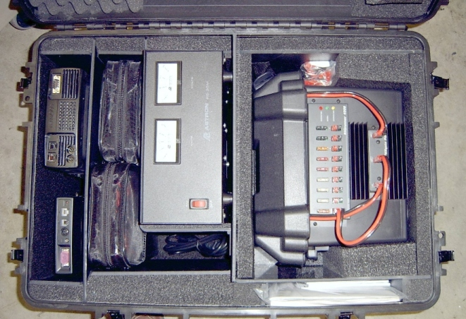 Mobile Radio Equipment Case
