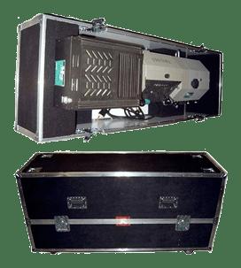 Custom Fabricated ATA Cases