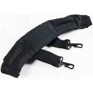 Black Backpack Strap