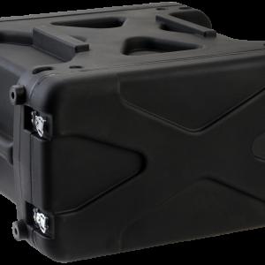 Black Roto Shockmount Rack Case