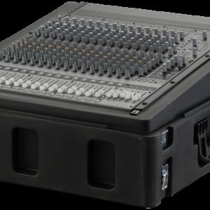 Black Rotomolded GigSafe Hard Case