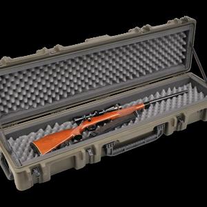 Black Waterproof Weapons Case