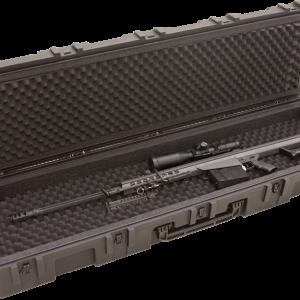 Black .50 Cal Rifle Hard Case