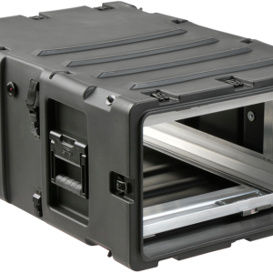 Black Removable Shock Rack Hard Case