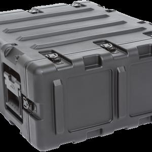 Grey Static Shock Rack Case