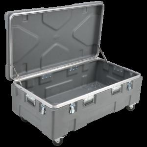 Grey Custom Hard Case