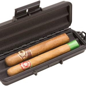 Black Watertight SKB Cigar Case
