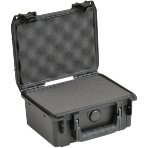 Black Hard Case with Foam