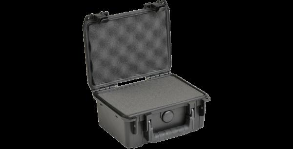 Black Hard Case with Foam