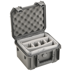 Grey Waterproof Utility Case