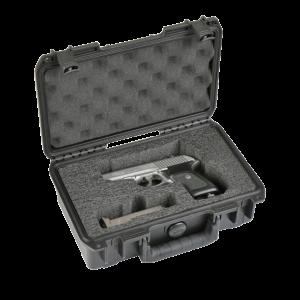 Black Waterproof Handgun Hard Case