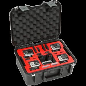 Black Waterproof Camera Case