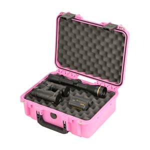 Pink Case with Foam