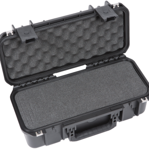 Black Waterproof Utility Case with Foam