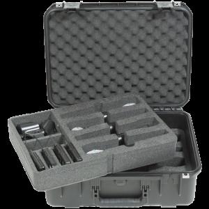 Black Waterproof Utility Case with Custom Foam Interior