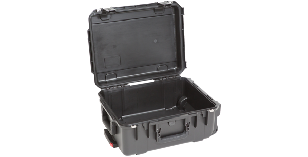 Black Custom Interior Hard Case