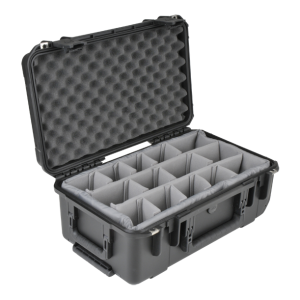 Hard Case with Custom Interior Dividers