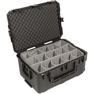 Waterproof Utility Case with Foam Dividers