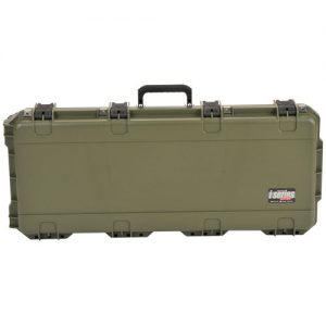 Army Green Gun Case with Foam