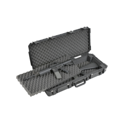 Black Gun Case with Foam