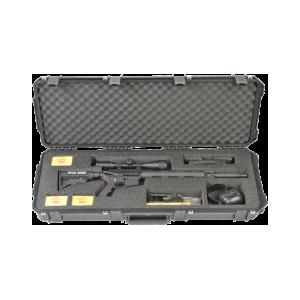 Black Gun Case with Foam
