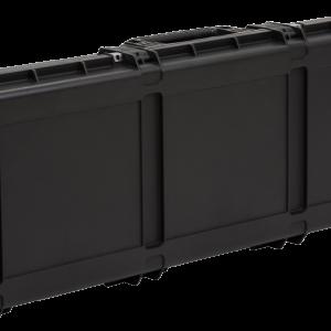 Black Waterproof Utility Case with Layered Foam