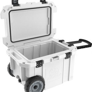 White Pelican Wheeled Cooler