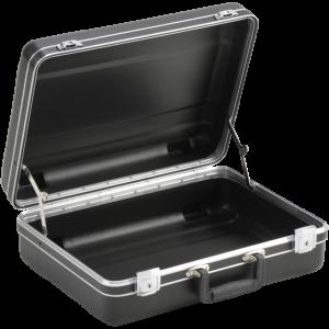 Black Custom Transport Case