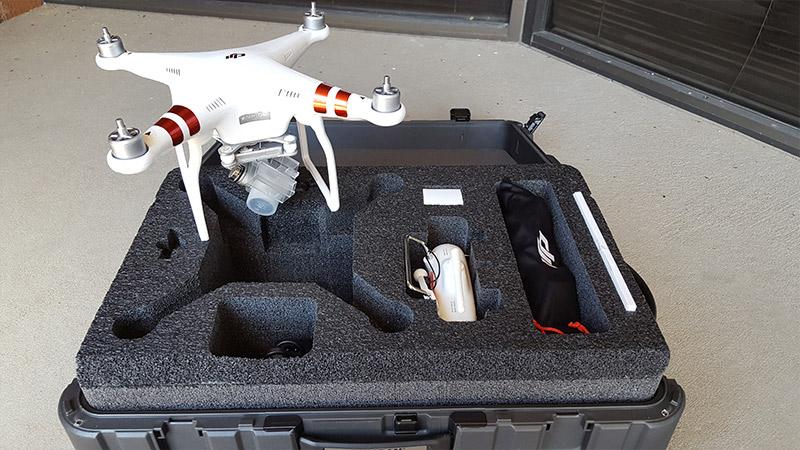 Custom Drone Case