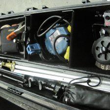 Custom Equipment Case Interior