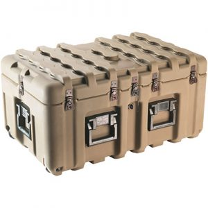 Pelican ISP Stacking Hard Shipping Cases