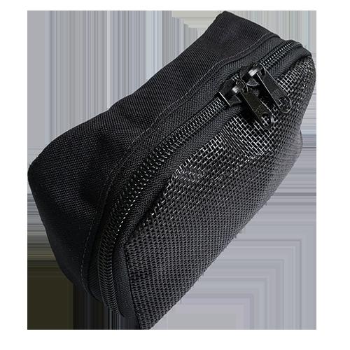 Softcase mesh, black