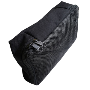 Softcase mesh, black