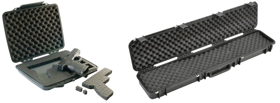 Pistol and Rifle Cases