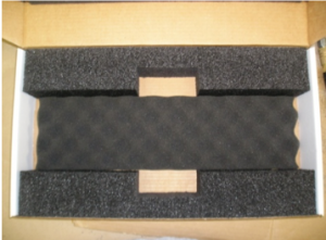 Custom Foam Packing Box