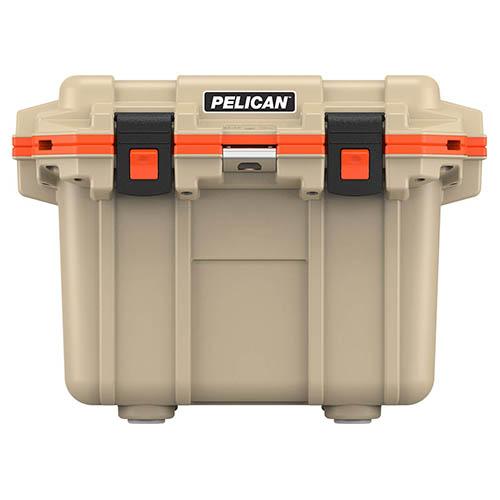 pelican-30qt-orangetan-cooler-outdoor-camping-coolers