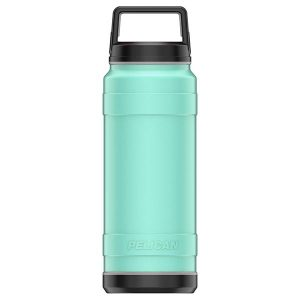 Turquoise Pelican Tumbler Bottle