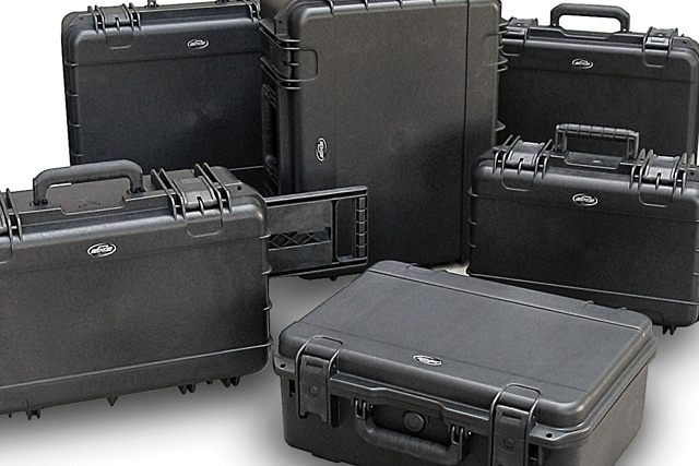 Stock Molded Cases