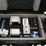Black Panel Equipment Case