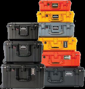 Pelican Air Hard Cases