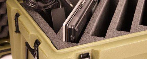 Custom Foam Interior for Laptops