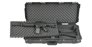 SKB Hard Rifle Gun Case - Black
