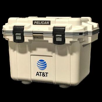 Pelican-Cooler-with-Logo