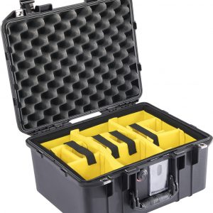 Pelican AIR 1507 with dividers