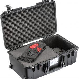 Pelican 1535 Air case with Foam and TrekPak